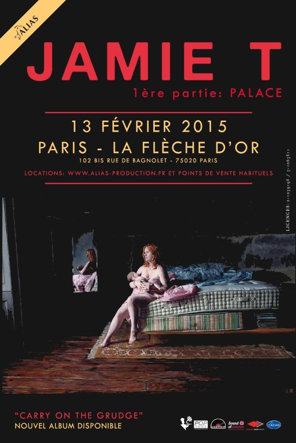 Jamie T Paris artwork