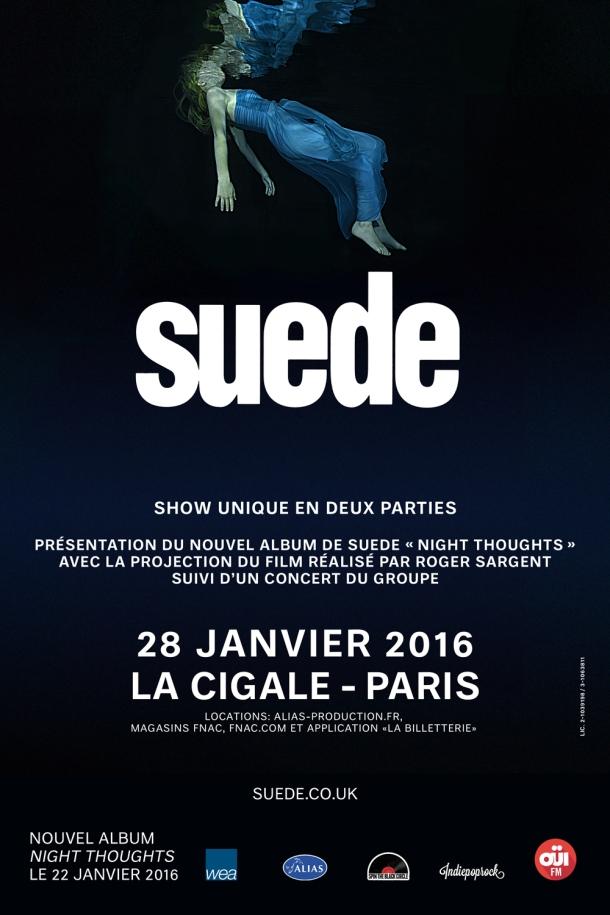 Suede Paris