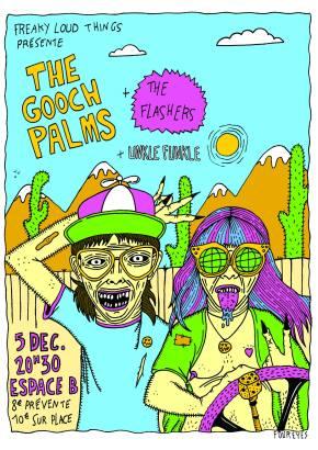 Concours : THE GOOCH PALMS à l'EspaceB