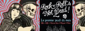 Rock n'roll's NOT DEAD – Le Glazart – Repars avec ton vinyle(terminé)