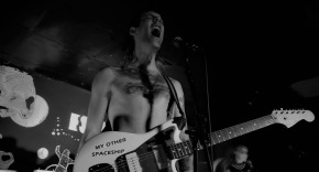 THE GOOCH PALMS + UNKLE FUNKLE + THE FLASHERS (05/12/16) – EspaceB