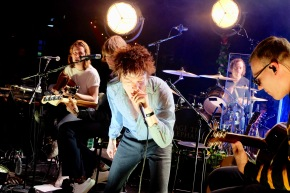 CAGE THE ELEPHANT (24/10/17) – Le Trabendo
