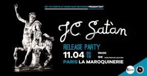 Concours : JC SATAN à La Maroquinerie(terminé)