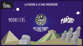 BUTTERSCOTCH HAWAIIAN + The Madcaps + Moonsters (06/04/18) – Le Hasard Ludique(terminé)